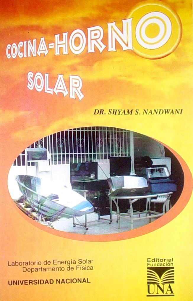 Cocina-Horno Solar